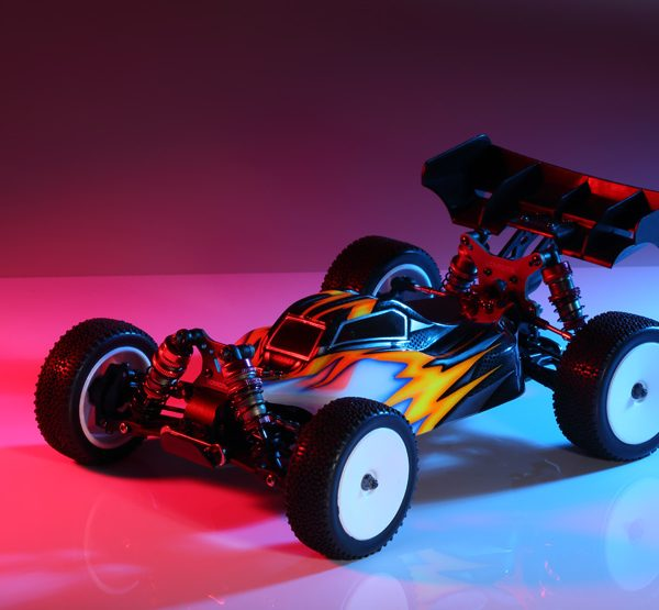 1/14 th Scale Brushless Electric Power Buggy